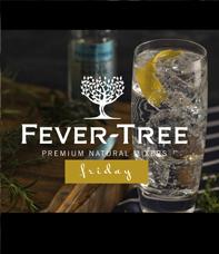 Fever-Tree Friday